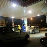 Photo taken at Esso Stazione Di Servizio by Michele P. on 7/7/2012