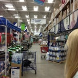 Photo taken at Lowe's Home Improvement by Adam S. on 5/25/2013