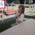 Photo taken at Rachel Lyn Ice Cream by John D. on 6/15/2014