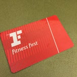 Photo taken at Fitness First Platinum by Raymond H. on 4/12/2015