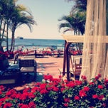 Photo taken at Isrotel Royal Beach by Элеонора on 3/18/2013