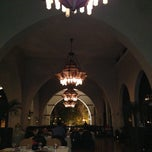 Photo taken at Amala - Jumeirah Zabeel Saray by Parthiban P. on 4/27/2013
