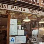 Photo taken at Piccolo Cafe by Jeffrey Z. on 5/31/2013