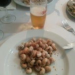 Photo taken at Restaurante Farol da Torre by Bruno C. on 5/31/2013