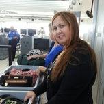 Photo taken at TSA Terminal E Security by David K. on 5/26/2014