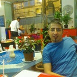 Photo taken at Güney Kebap by Fatıma T. on 6/10/2013