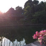 Photo taken at The Spa Koh Chang Resort by Eline V. on 1/21/2015