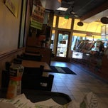 Photo taken at SUBWAY by Leonardo T. on 11/21/2014