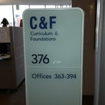 Photo taken at Curriculum & Foundations Dept at CSU by James R. on 4/9/2013