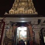 Photo taken at London Sri Murugan Temple by Srini S. on 1/1/2014