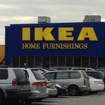Photo taken at IKEA Long Island by Anne L. on 4/13/2013