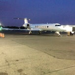 Photo taken at Teterboro Airport (TEB) by Ed G. on 6/27/2013