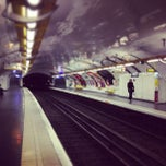 Photo taken at Métro Châtelet [1,4,7,11,14] by Damien R. on 2/23/2013