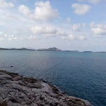 Photo taken at จุดชมวิว Lad Koh Viewpoint Samui Island by Ling 蔡. on 3/31/2013