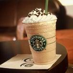 Photo taken at Starbucks by Tyo H. on 4/16/2013