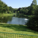 Photo taken at Stadspark by Geert V. on 6/6/2013
