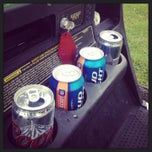 Photo taken at Kent State Golf Course by Matt W. on 9/13/2013