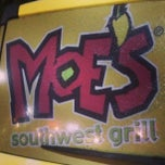 Photo taken at Moe's Southwest Grill by rocco t. on 6/16/2013
