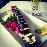 Photo taken at Sushi Yama by trumper . on 10/17/2012