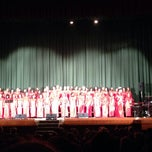 Photo taken at Teatro Aurora by Stefano M. on 12/14/2013