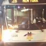 Photo taken at NJT - Bus 126 by Bill V. on 5/7/2013