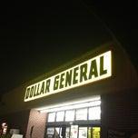 Photo taken at Dollar General by Kristi T. on 2/12/2013