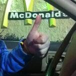 Photo taken at McDonald's by Savannah C. on 3/25/2013
