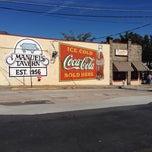 Photo taken at Manuel's Tavern by Tammy M. on 10/12/2013