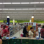 Photo taken at Carrefour unicentro by Javier A. on 5/12/2013