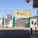 Photo taken at Camp De Futbol Vilomara by TAXI650 BAGES 6. on 7/26/2013