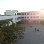 Photo taken at Colegio Francisco Arriarán by Isis G. on 3/19/2014