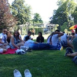 Photo taken at Stadtpark by Angelo Z. on 8/1/2013