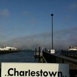 Photo taken at MBTA Charlestown Ferry by Alex S. on 7/8/2013