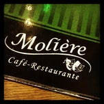 Photo taken at Moliere by Diego P. on 10/18/2012