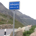 Photo taken at Julierpass by Phyllis on 7/23/2013