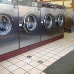 Photo taken at J & M Coin Laundry by Nina M. on 4/26/2014