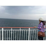 Photo taken at Selat Sunda by Novia R. on 2/13/2015