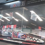 Photo taken at Interlagos karting by Pablo P. on 11/18/2014