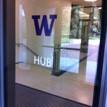 Photo taken at UW: Husky Union Building by Jennifer W. on 2/26/2013