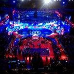 Photo taken at Southern Republican Leadership Conference-CNN Debate by Marc B. on 1/19/2012