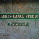 Photo taken at Keri's Dance Studio by Laura G. on 4/12/2011