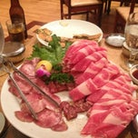 Photo taken at Yummy's Korean BBQ by narroyo on 6/14/2013