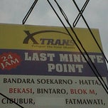 Photo taken at X-Trans by Bambang H. on 10/28/2012