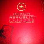 Photo taken at Beach Republic The Residences by Артем on 5/4/2013