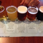 Photo taken at Faultline Brewing Company by Nicki L. on 10/8/2013