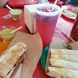 """Photo taken at Taqueria """"chico che"""" by Raul R. on 7/29/2014"""
