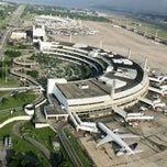 Photo taken at RIOgaleão - Aeroporto Internacional Tom Jobim (GIG) by Cy A. on 4/1/2013