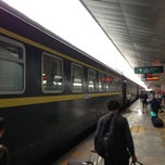 Photo taken at 成都站 Chengdu Railway Station by Clint L. on 9/20/2013