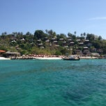 Photo taken at Phi Phi The Beach Resort by Guillaume A. on 1/28/2013