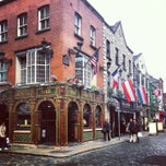 Photo taken at Temple Bar Square by Romane L. on 5/28/2013